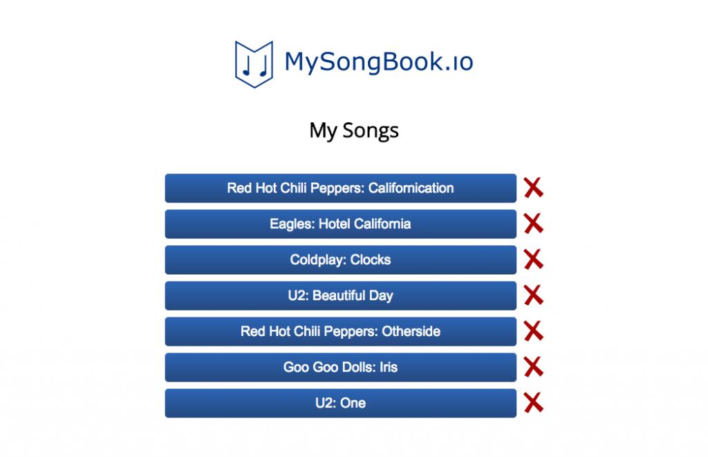 mysongbook-io