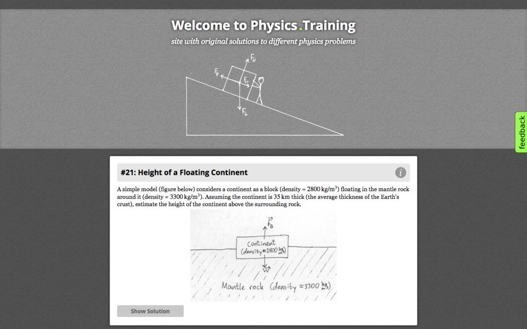 physics-training